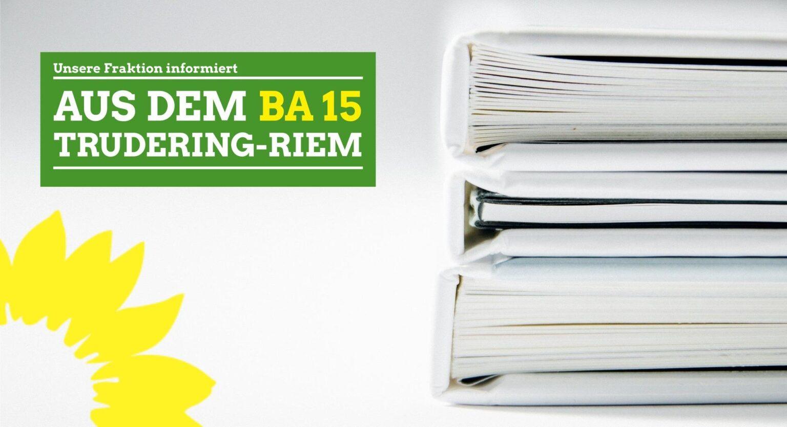Kontroverse Diskussion zu Verkehrsthemen im BA15 am 25.2.2021, darunter: Modellversuch Tempo 30