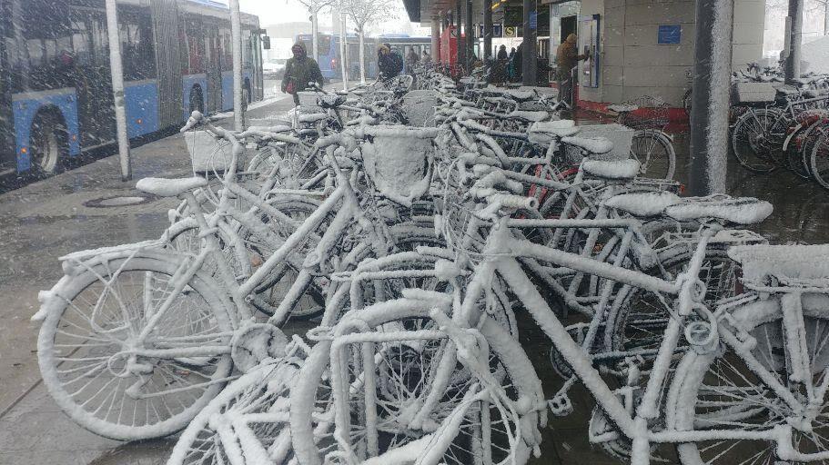Radl-Chaos am Truderinger Bahnhof bleibt noch länger