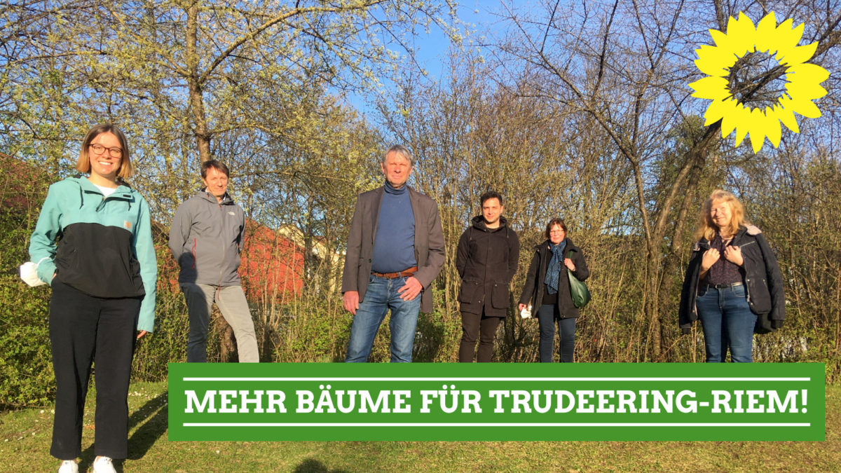 3000 Bäume für Trudering -Riem